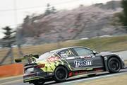 ポールポジションは藤井優紀(Audi Team Hitotsuyama)