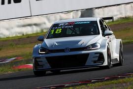 レース1: 優勝は松本武士(バースレーシングプロジェクト【BRP】)