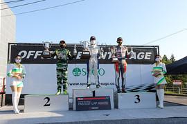 レース1: 表彰式