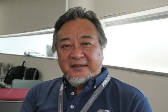 FRJ事務局長 小林泰司氏