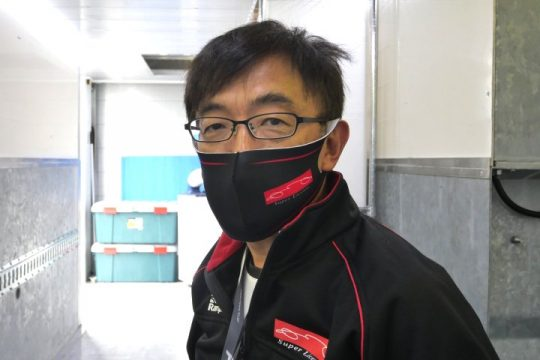 Super Licence 代表 国井正巳氏