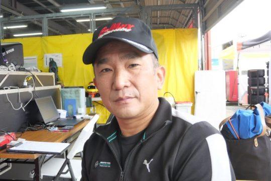 B-MAXレーシングチーム&エンジニアリング代表 組田龍司氏